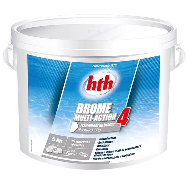 hth Brome 20g Multi-Action 4
