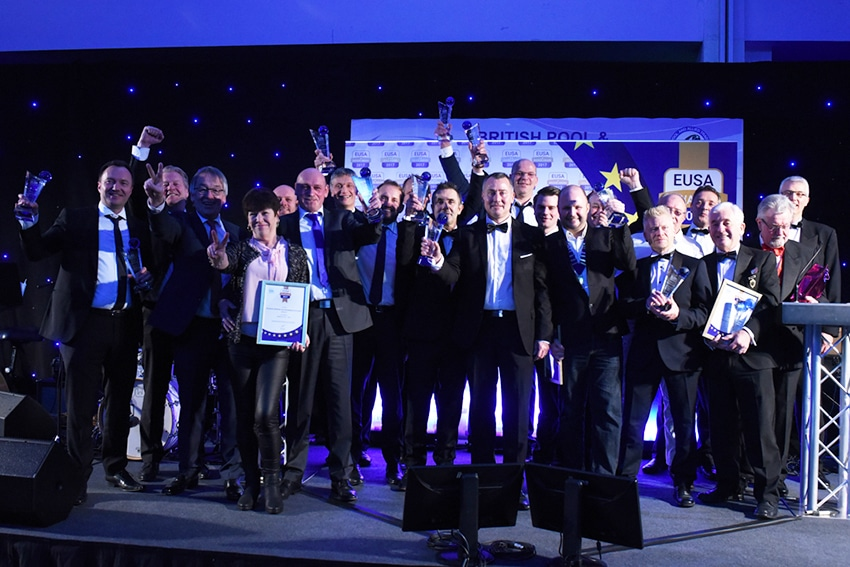 European Pool & Spa Awards 2017